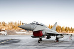 Eurofighter for Finland - Aircraft at Tampere