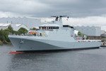 OPV FORTH arrives in Scotstoun