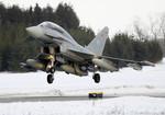 Finland Typhoon Air to Air Kuopio 2016